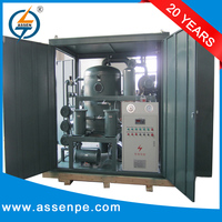 Automatic control type high vacuum transformer ppm test transformer oil tank