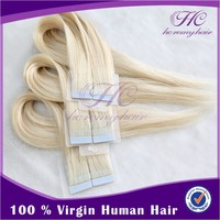 Best Sellers Of 2015 Wholesale Aliexpress Wholesale Blonde 26 Inch Remy Russian Super Virgin Tape Hair
