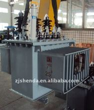 10 kV Level full sealed Distribution Transformer from china factory with certificate OLTC