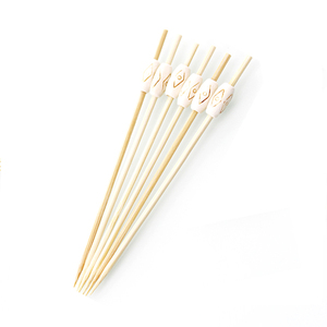 kids parties bear bamboo skewer fruit appetizer picks
