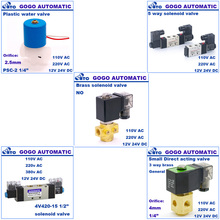 mini flow refrigerant solenoid valve for r134a refrigerant gas