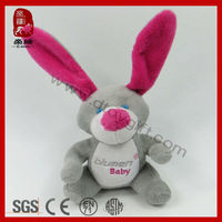 Customized plush toys rabbit