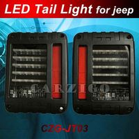 24 months warranty manufacturer direct sale new style for jeeps LED tail light