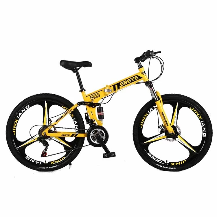 Jack online shopping from china folding mountain bike,best price Foldable mountain <strong>cycle</strong>,26 inch folding mountain bike for sale