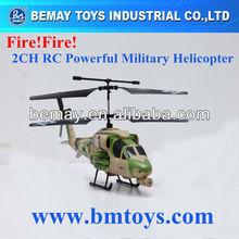 Fire!Fire!2013 2CH RC Powerful Military Helicopter