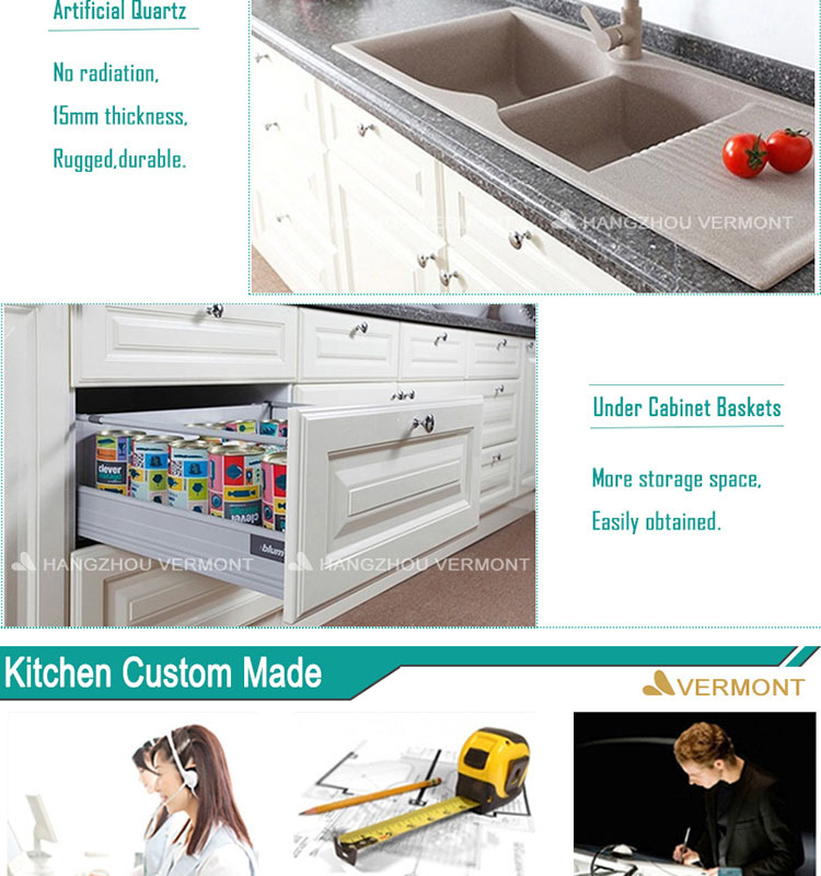 2017 Best price Australia Kitchen Cabinetry made in China