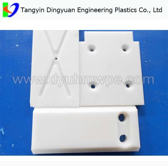 Hot sale uhmwpe spacer plastic/plastic blocks/tractor scraper blade manufacturer