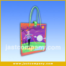 Top Hot Sound Paper Bag with Logo Print, Colorful Sound Paper Bag with Logo Print