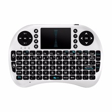 Keyboard Touchpad for Android TV Box, Google Pad TV, Xbox360, PS3 & HTPC IPTV mini 2.4GHz Wireless