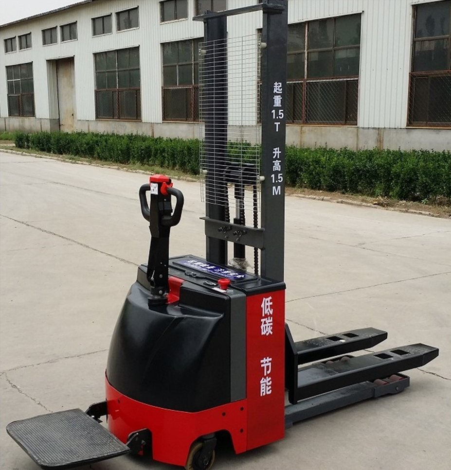 manual electric stacker forklift (wholesale alibaba)