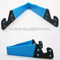 portable funny cell phone holder,tablet pc hand holder,mobile phone stand