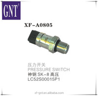 SK200-8 pressure switch for excavator engine spare