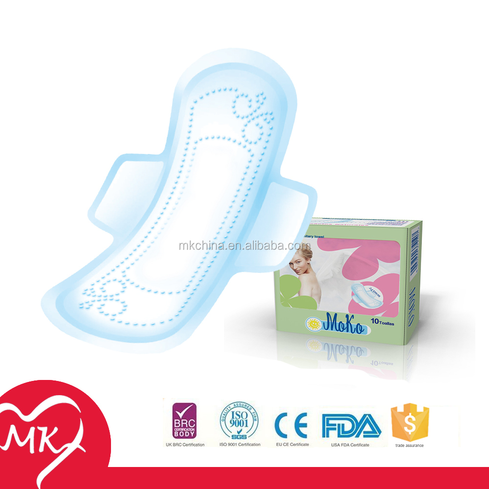 Good quality supplier in China with anion ADL high absorbency soft lady/girl tampon napkin female sanitary pad