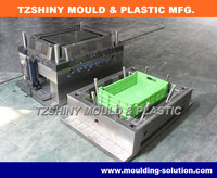 Plastic bread crate mould,bread crate mold