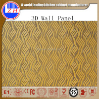 hot sales decor wall-covering/3d wall panels/running board for 3d bathroom design