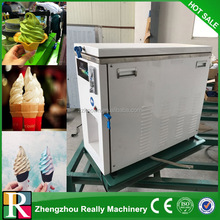 Commerical 220V self-cooling coin operated ice cream vending machine