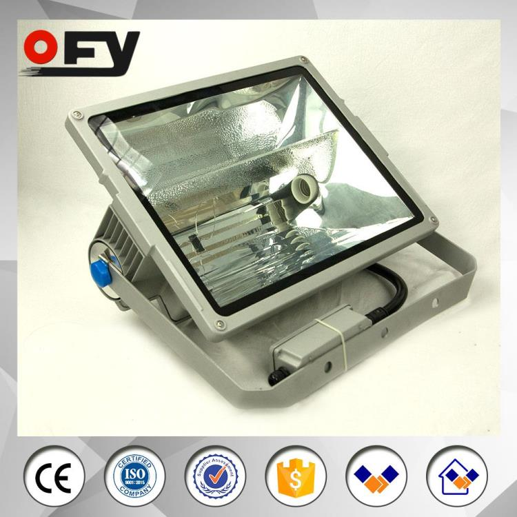 New product ip65 high power 1000w 2000w metal halide flood light 5 years warranty