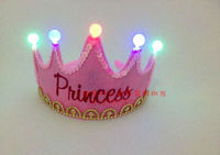 Kid Birthday giveawayd crown souvenirs and party decoration