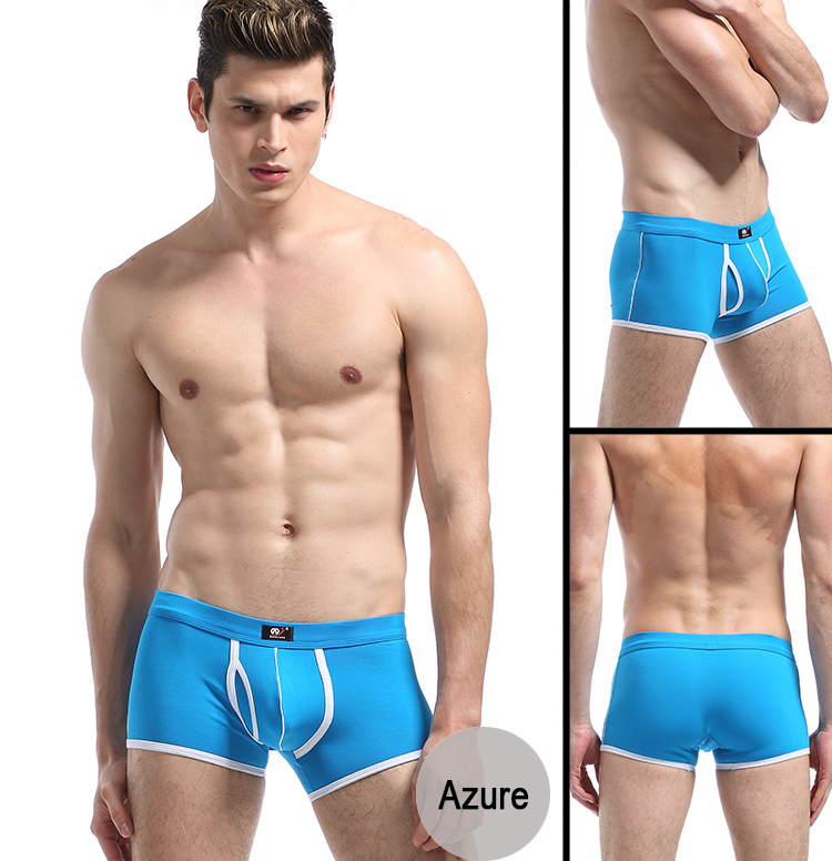 men's underwear 95% cotton 5% spandex very comfortable and cheap price