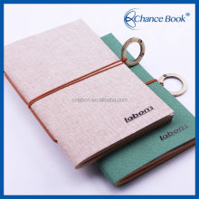 Custom a5 kraft paper plain journal