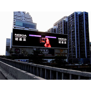 P5mm Waterproof Signage Outdoor Full Color LED Display Screen