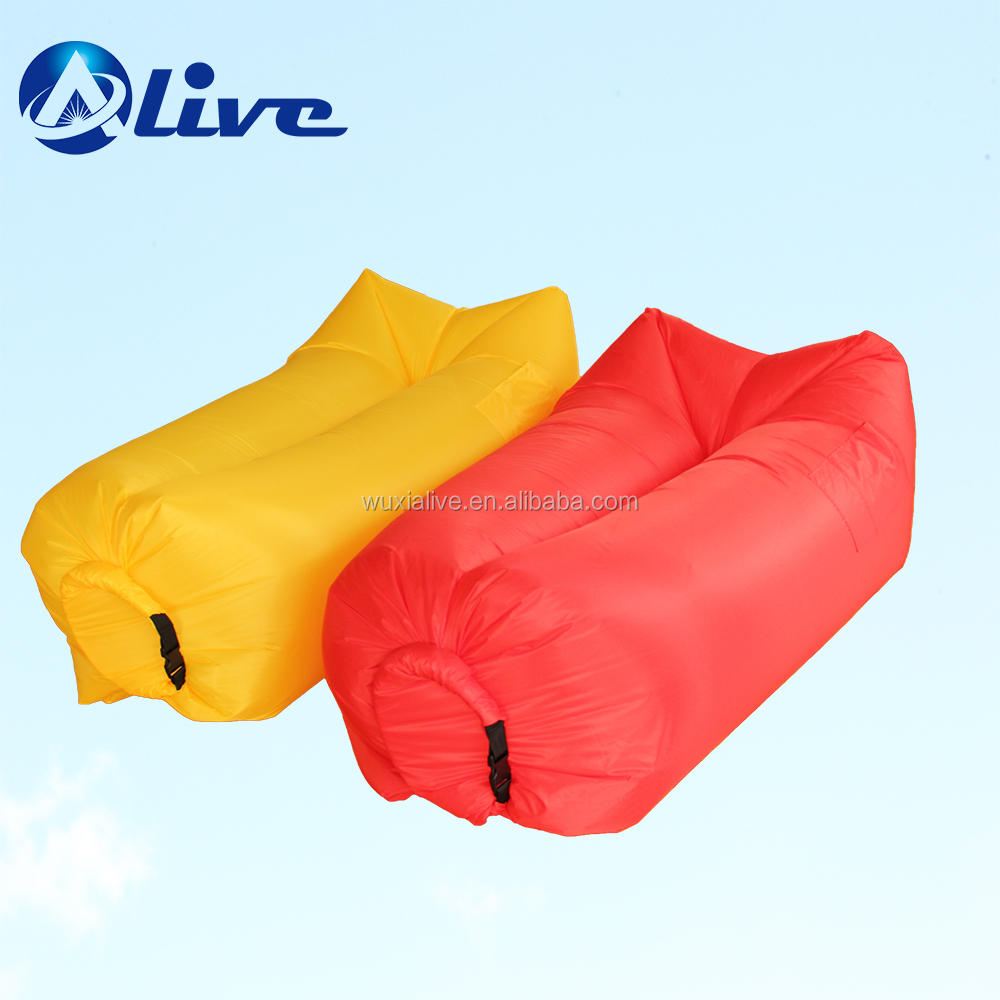 2017 hotest air filled laybag inflatable sofa
