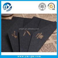 Gold Envelopes black kraft paper, gold Envelope clutch bag