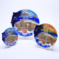 Turkey Hand Painted Ceramic Tourist Souvenir