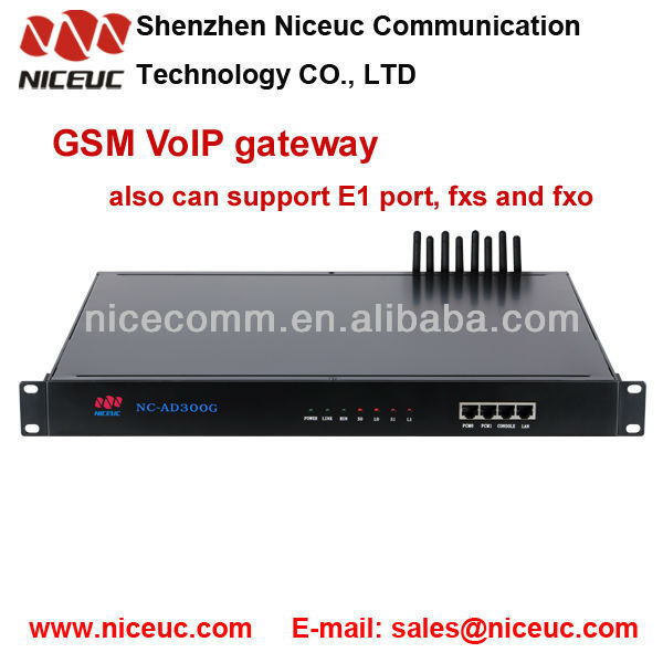 32 channels VoIP GSM Gateway (GOIP)