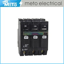 Great Quality low voltage 220v power mccb 3 pole circuit breaker