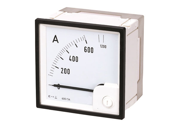 KLY-CP-C96A 90 Degree 96*96mm Square Marine Analog Panel Meters DC/AC Ammeter