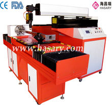 global impact hasary factory supplier 1000w mini fiber laser cutting machine with air cooling