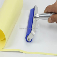 8 Inch Washable DCR Silicone Sticky Cleaning Roller