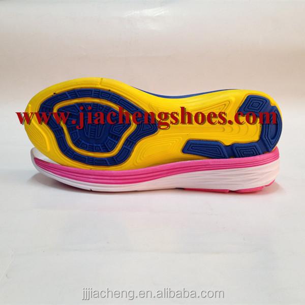 Sports Shoe Sole Design Phylon Material Eva Shoe Soles For Sports ...