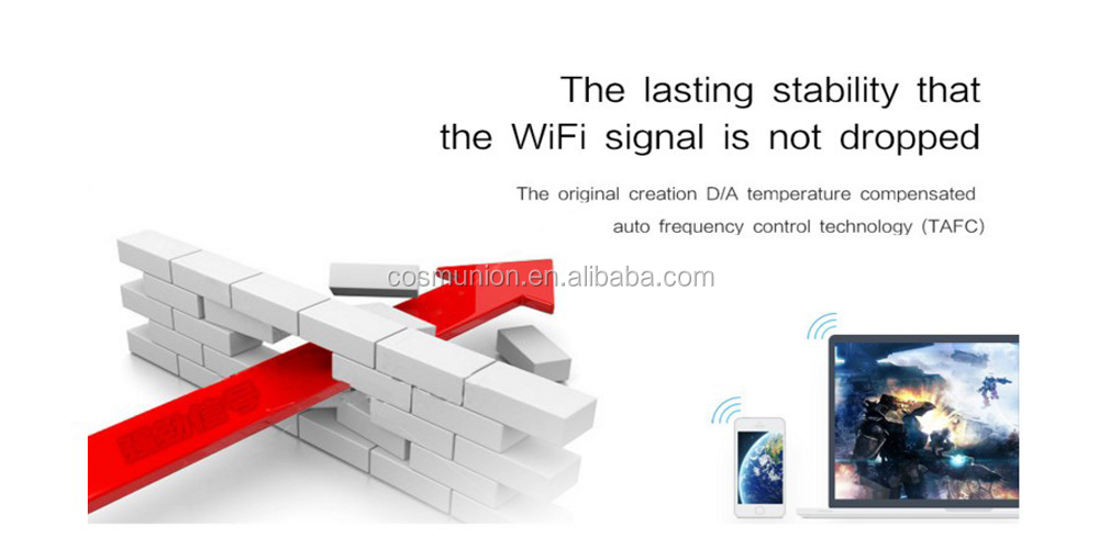 Mobile Signal Booster 750mbps Wireless Internet Repeater WIFI