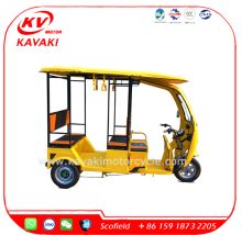 60V Voltage and Electric Driving Type Three Wheel Passenger Tricycles Electric Tricycle