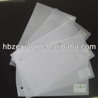 Woven Dot Fusible Interlining LDPE Fusing