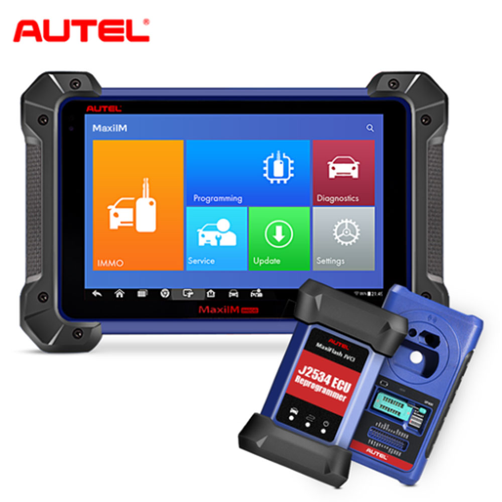 Free shipping Car All System Diagnostic Tool Autel MaxiIM IM608 Auto Key Programmer Perfect Replacement of AURO OtoSys IM600