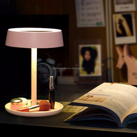 Desktop Make Up Mirror With LED Light Lamp Professional LED Light Mirror Beauty Style Table Mirror Lamp
