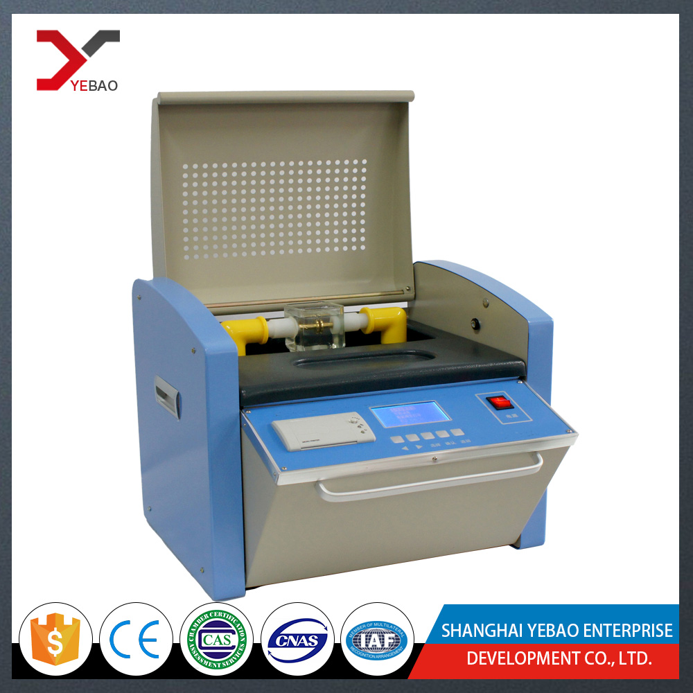 Automotive Safety Transformer Oil Measurement Analysis