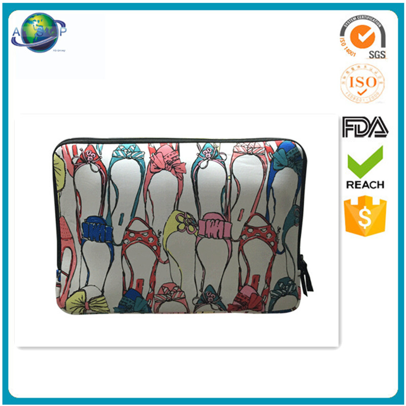 factory made latest neoprene 12 inch laptop sleeve bag