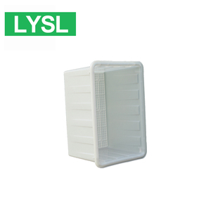 large plastic container storage box warehouse