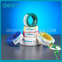 Custom Made Insulated fireproof electrical wire
