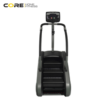 New arrival gym equipment fitness step climber machine stair trainer