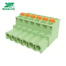 dependable performance 5 pin wire plug in terminal block connector