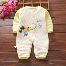 Baby clothes warm kids romper winter baby romper
