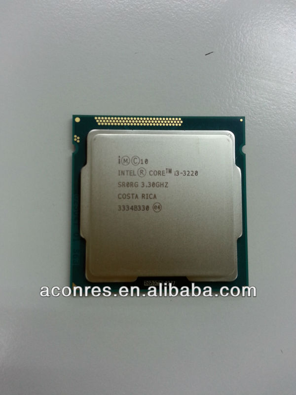 Processor Intel i3 3220 3.30Ghz IVY BRIDGE Brand New CPU