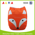 ALVA Baby Foxs Cloth Diapers Washable Diapers Waterproof Diapers Baby
