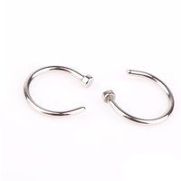 NR9110 Hot Sale Medical Silver Nose