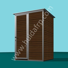 new style solid wood moveable house